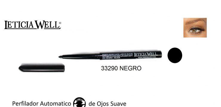 Ref. 33290 Lápiz Ojos Automático NEGRO