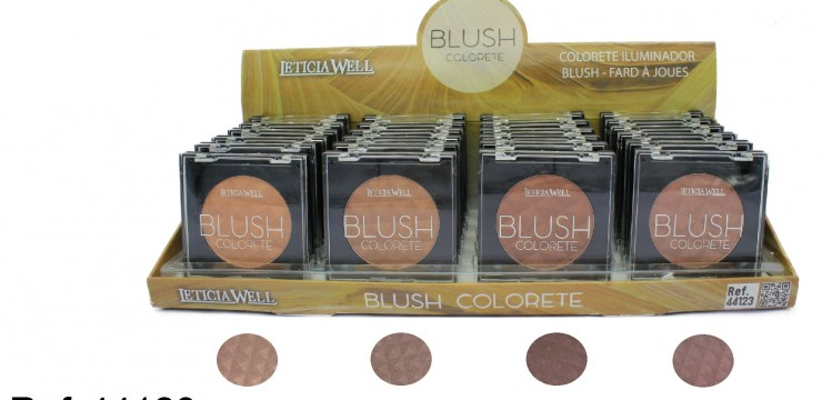 Ref. 44123 Colorete BLUSH ILUMINADOR