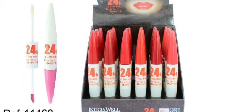 Lip Gloss DOBLE Ref. 11468