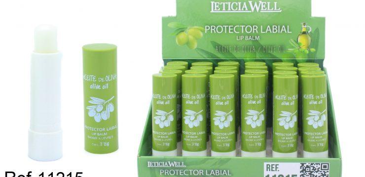 Ref. 11215 Protector Labial ACEITE DE OLIVA