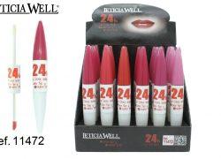 Lip Gloss DOBLE Ref. 11472