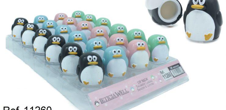 Ref. 11260 Pingüino Balsamo Labial