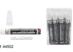 Ref. 44502 Barra Maquillaje Fiesta BLANCO