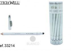Lápiz Ojos BLANCO SOFT +aplicador+sacapuntas Ref. 33214