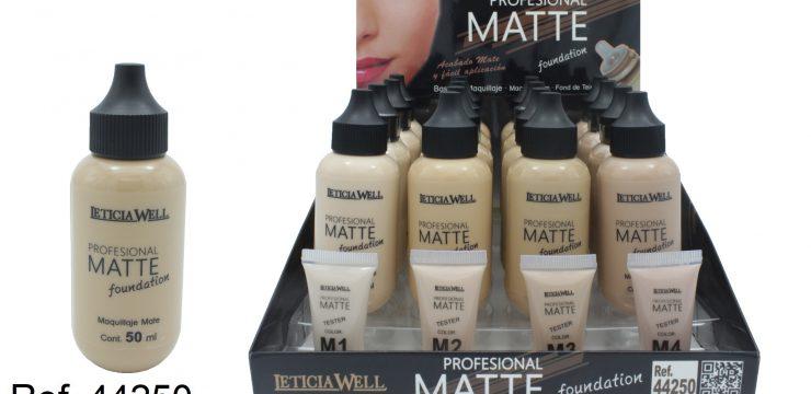 Maquillaje PROFESIONAL MATTE Ref. 44250