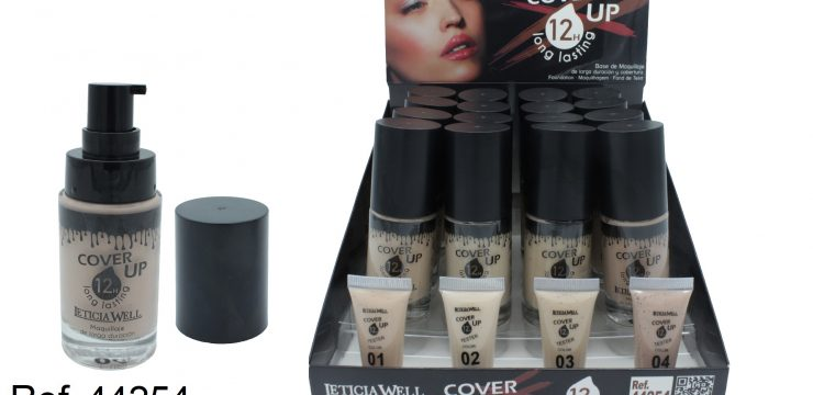 Maquillaje Cristal COVER UP Ref. 44254