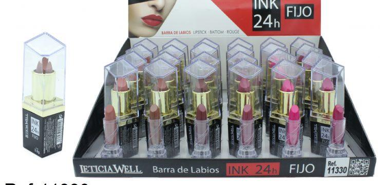Ref. 11330 Barra Labios INK 24h. Fijo