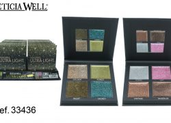 Paleta Glitter Crema Ref. 33436
