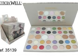 Ref. 35139 Palette MAKE UP Professional con Espejo