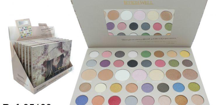 Ref. 35139 Palette MAKE UP Professional con Espejo