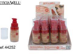 Maquillaje 12h. TO WEAR  Ref. 44252
