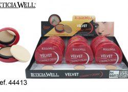 Maquillaje Compacto en crema Velvet Ref. 44413