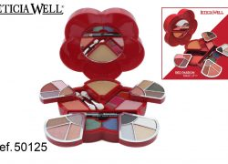 Cofre Maquillaje RED PASSION Ref. 50125