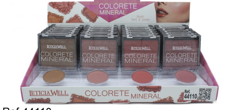 Ref. 44110 Colorete Mineral