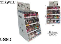 Ref. 50912 Expositor GEL INFINITY SHINE 2