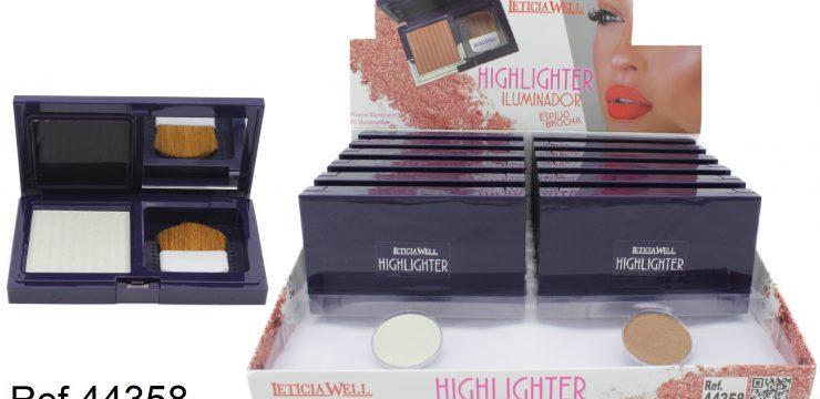 Ref. 44358 Iluminador HIGHLIGHTER con pincel